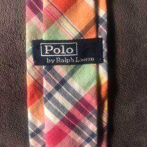 Polo by Ralph Lauren Cotton Necktie